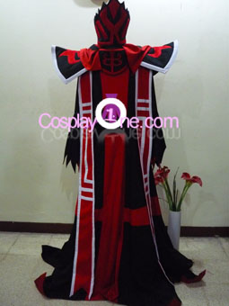 Karthus from League of Legend Cosplay Costume front