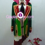 Pierce Villiers from Clover no Kuni no Alice Cosplay Costume front