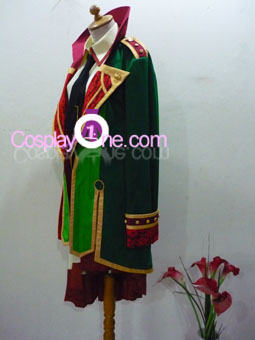 Pierce Villiers from Clover no Kuni no Alice Cosplay Costume side