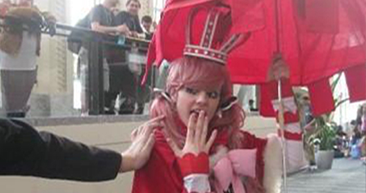 Client Photos Perona from One Piece Cosplay Costume new 1