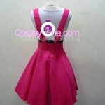 Faggotry from Anime Cosplay Costume back