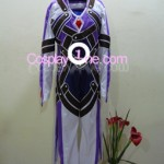 Kratos Aurion from Tales of Symphonia Cosplay Costume front