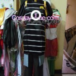 Lin Bei Fong from Avatar Cosplay Costume front prog