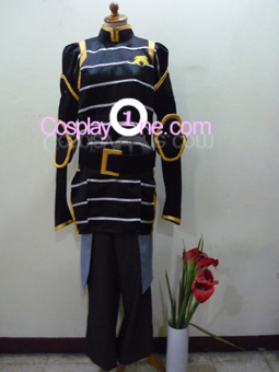 Lin Bei Fong from Avatar Cosplay Costume front