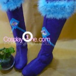 Midnight Ahri from League of Legends Cosplay Costume boot