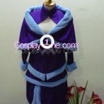 Midnight Ahri from League of Legends Cosplay Costume front