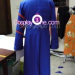 Wes from Pokemon Colosseum Cosplay Costume back prog