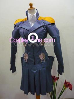 Sera from Digital Devil Saga Cosplay Costume front