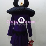 Shauntal from Pokemon Cosplay Costume back R2