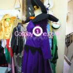 Shauntal from Pokemon Cosplay Costume side prog