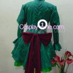 Rin Kaenbyou from Anime Cosplay Costume back
