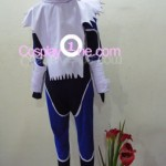 Sheik from The Legend of Zelda (Ocarina of Time) Cosplay Costume back