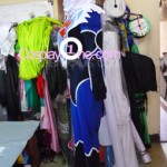 Sheik from The Legend of Zelda (Ocarina of Time) Cosplay Costume side prog