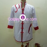 Lee Sin from League of Legends Cosplay Costume front