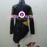 Loki from Marvel Comics Cosplay Costume back in