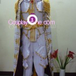 Prince Maximilian from Valkyria Chronicles Cosplay Costume front