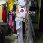 Prince Maximilian from Valkyria Chronicles Cosplay Costume side prog