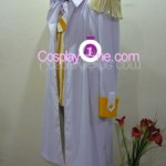 Admiral Kizaru from One Piece Cosplay Costume side
