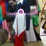 Iori Yagami from The King of Fighters '95 Cosplay Costume side prog
