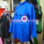 Tardis from Anime Cosplay Costume side prog