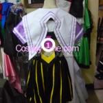 Vita from Magical Girl Lyrical Nanoha Cosplay Costume back prog