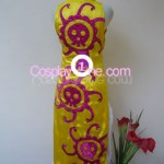 Boa Hancock Impel Down Arc from One Piece Cosplay Costume back in 3