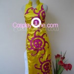 Boa Hancock Impel Down Arc from One Piece Cosplay Costume front in 3