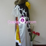 Boa Hancock Impel Arc from One Piece Cosplay Costume Down side