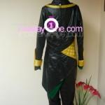 Loki from Marvel Comics Cosplay Costumer back in
