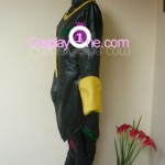 Loki from Marvel Comics Cosplay Costumer side in