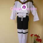 Negi Springfield from Anime Cosplay Costume back