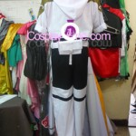 Negi Springfield from Anime Cosplay Costume back prog