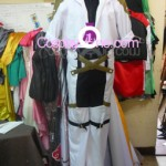 Negi Springfield from Anime Cosplay Costume front prog
