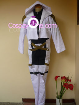Negi Springfield from Anime Cosplay Costume front