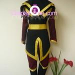 Azula from Avatar Cosplay Costume back