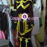 Azula from Avatar Cosplay Costume side prog