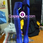 Raven from DC Comics Cosplay Costume boot prog