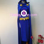 Raven from DC Comics Cosplay Costume front