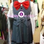 Sasameki Koto from Anime Cosplay Costume front prog