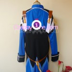 Sasarai from Suikoden Cosplay Costume back