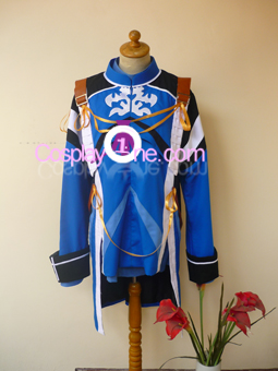 Sasarai from Suikoden Cosplay Costume front