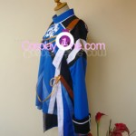 Sasarai from Suikoden Cosplay Costume side