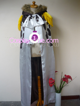 Boa Hancock from One Piece Cosplay Costume front