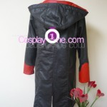 Dante from Devil May Cry Cosplay Costume back