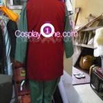 Jiraiya from Naruto Cosplay Costume back prog