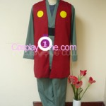 Jiraiya from Naruto Cosplay Costume front