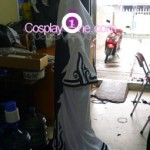 Karma from League of Legends Cosplay Costume Side 1 prog