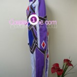 Kratos Aurion from Tales of Symphonia Cosplay Costume side