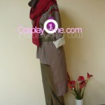 Mako from Avatar Cosplay Costume side