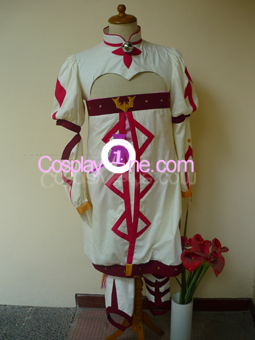 Alice from Tales of Symphonia Cosplay Costume front